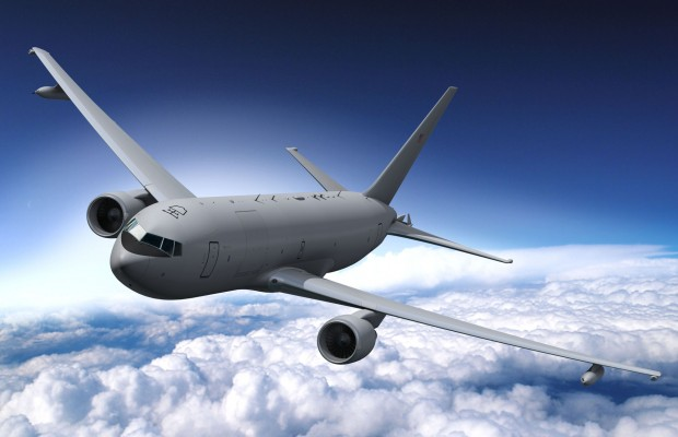 Boeing beginning production of KC-46