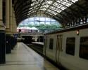 comutter train
