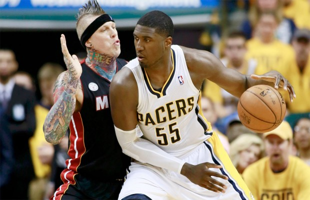NBA: Heat vs. Pacers