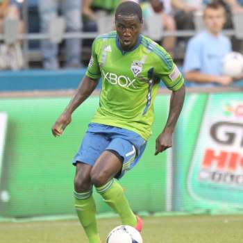 Sounders FC Fall in Sandy