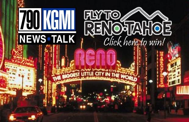 Reno/Tahoe Getaway MATERIAL TERMS