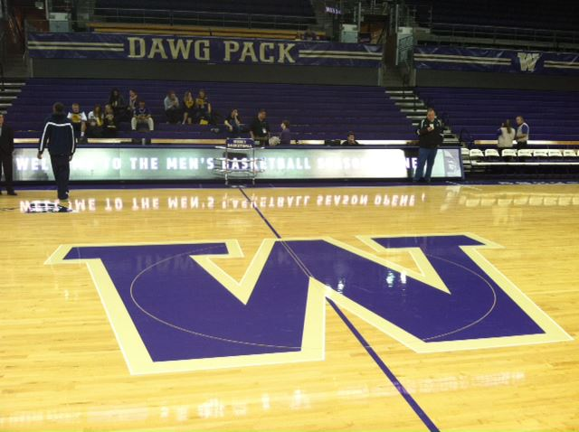 UW men's basketball team announces 2014-2015 Non-Conference schedule