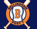 bellingham post 7 baseball logo 2