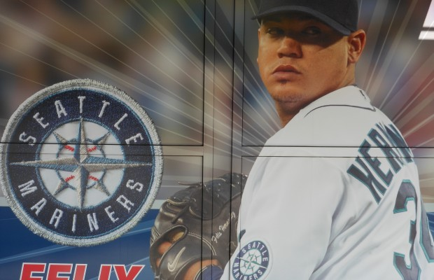 Laundry room fire at home of M's pitcher Felix Hernandez