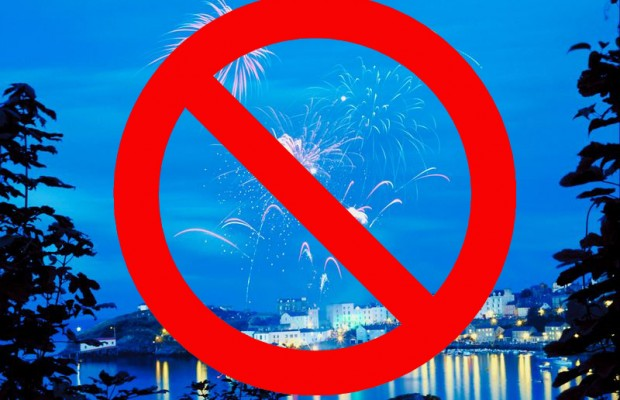 Fireworks banned in Bellingham