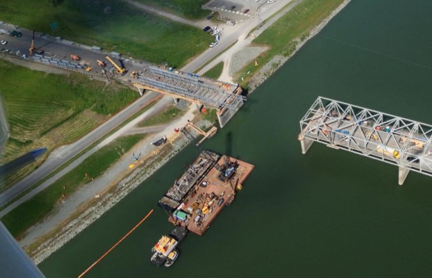 Skagit River bridge replacement on schedule