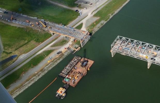 Skagit River bridge replacement on schedule
