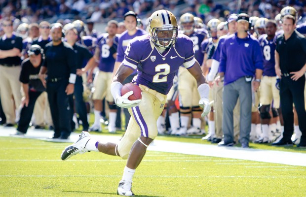 Husky WR Williams pays $695 fine for Chelan County citation