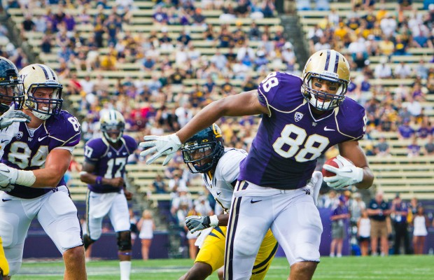 UW's Seferian-Jenkins takes home Mackey Award