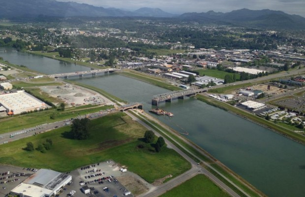 WSDOT: Temporary bridge span is safe