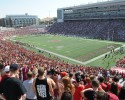wsu cougars washington state univeristy pac 12 football martin stadium crowd
