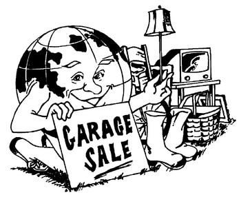 WeSNiP Spring Garage Sale