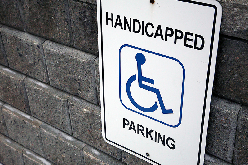 New fines for misusing disabled parking permits