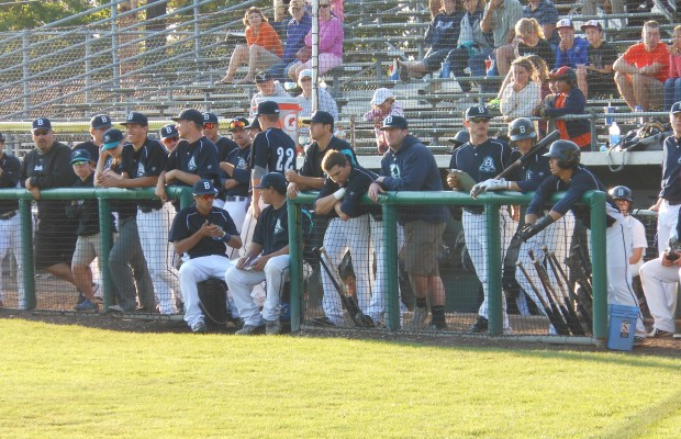Bells fall to Medford in extra innings in front of record crowd