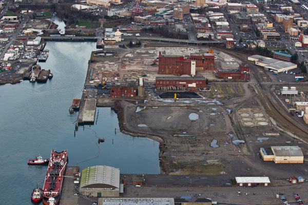 Waterfront redevelopment one step closer