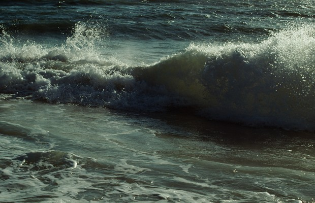 Rip tides and cold water cause concern for swimmers