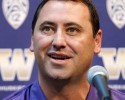 uw university of washington huskies steve sarkisian sark press conference
