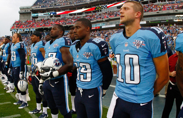 Titans QB Locker practices, still unlikely to play