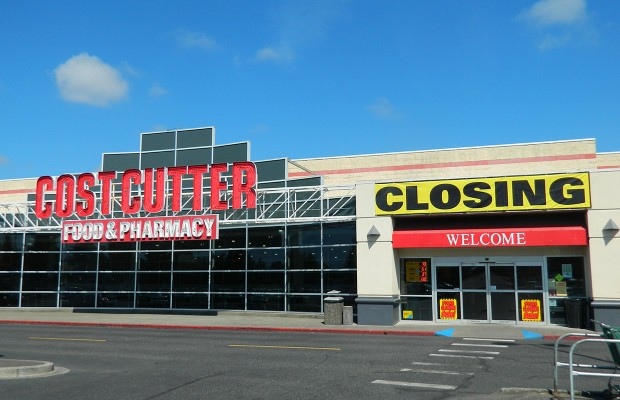 Cost Cutter to close two stores