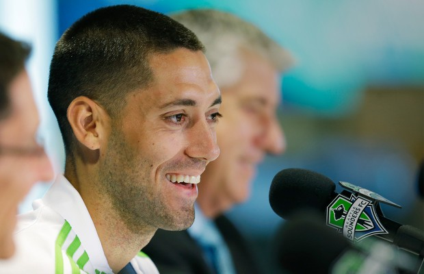 Clint Dempsey leads Seattle past Dallas, 3-2