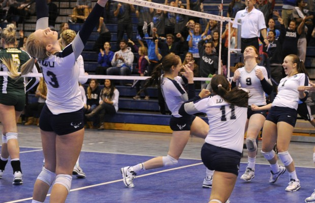 WWU volleyball is No.5 seed at West Regional to be played at San Bernardino, Calif.