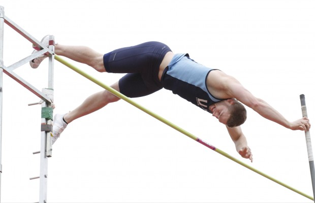 Thomas Guidon places 4th in men's pole vault at 2013 Deaflympics