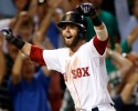 boston red sox dustin pedroia game winning run from ap 8-1-13