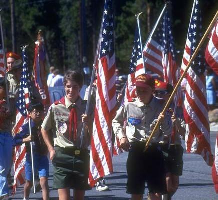 Lawsuit alleges sex abuse at Washington Boy Scout camps
