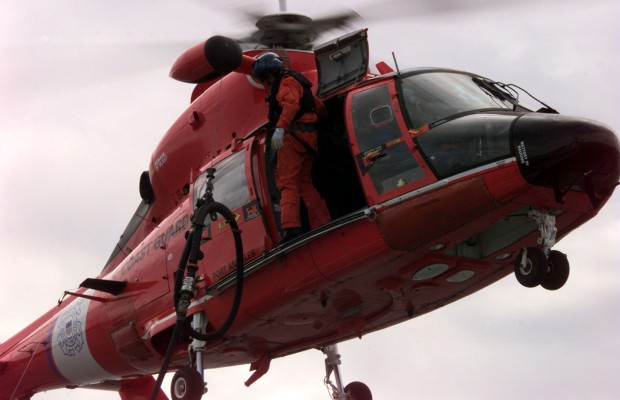 Search underway in Canada for missing canoeist
