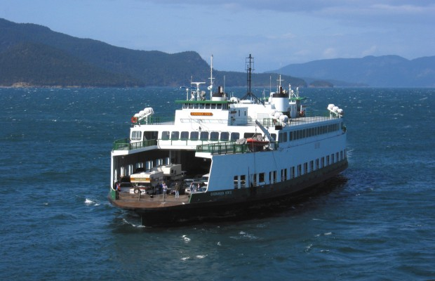 Bomb threat disrupts Port Townsend ferry service