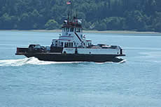 Additional Lummi Island ferry runs compensate for temporary shutdown