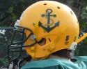 high school football sehome helmet