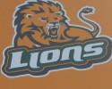 high school lynden lions logo