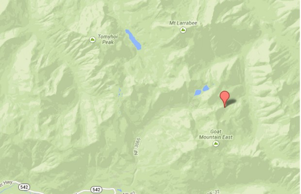 Hiker missing in Twin Lakes area