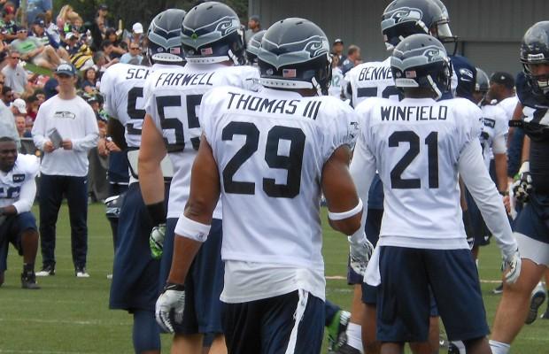 Seattle's Earl Thomas makes Seahawks defense work