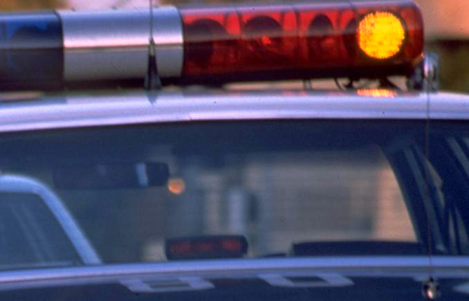 Police chase speeds through campus area streets