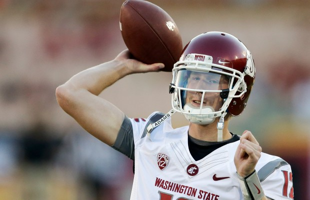 Washington State looking ahead to Oregon