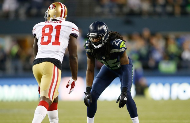 Sherman named an NFC top performer for week 2 performance