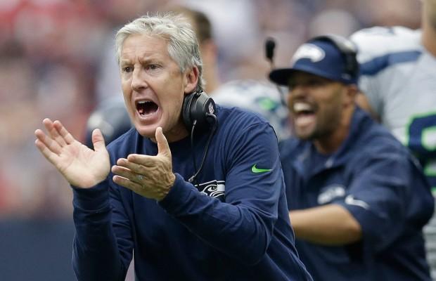 Seahawks hit bye week the best in NFL