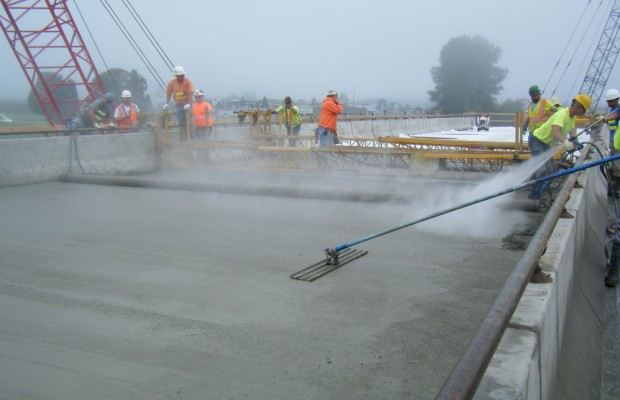 New I-5 bridge section over Skagit River opens