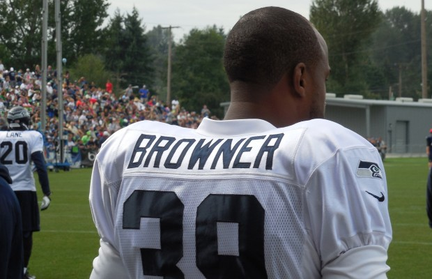 Starting CB Brandon Browner doubtful for Seattle