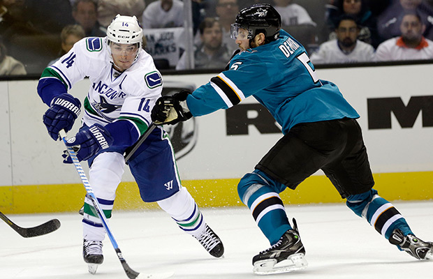 Canucks continue losing ways against Stars