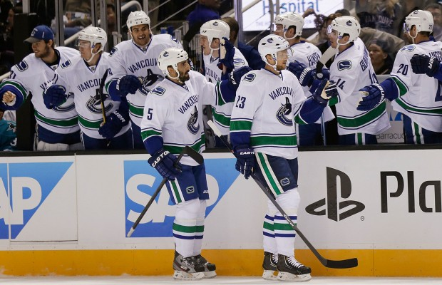 Canucks end road trip with 4-1 win in Nashville