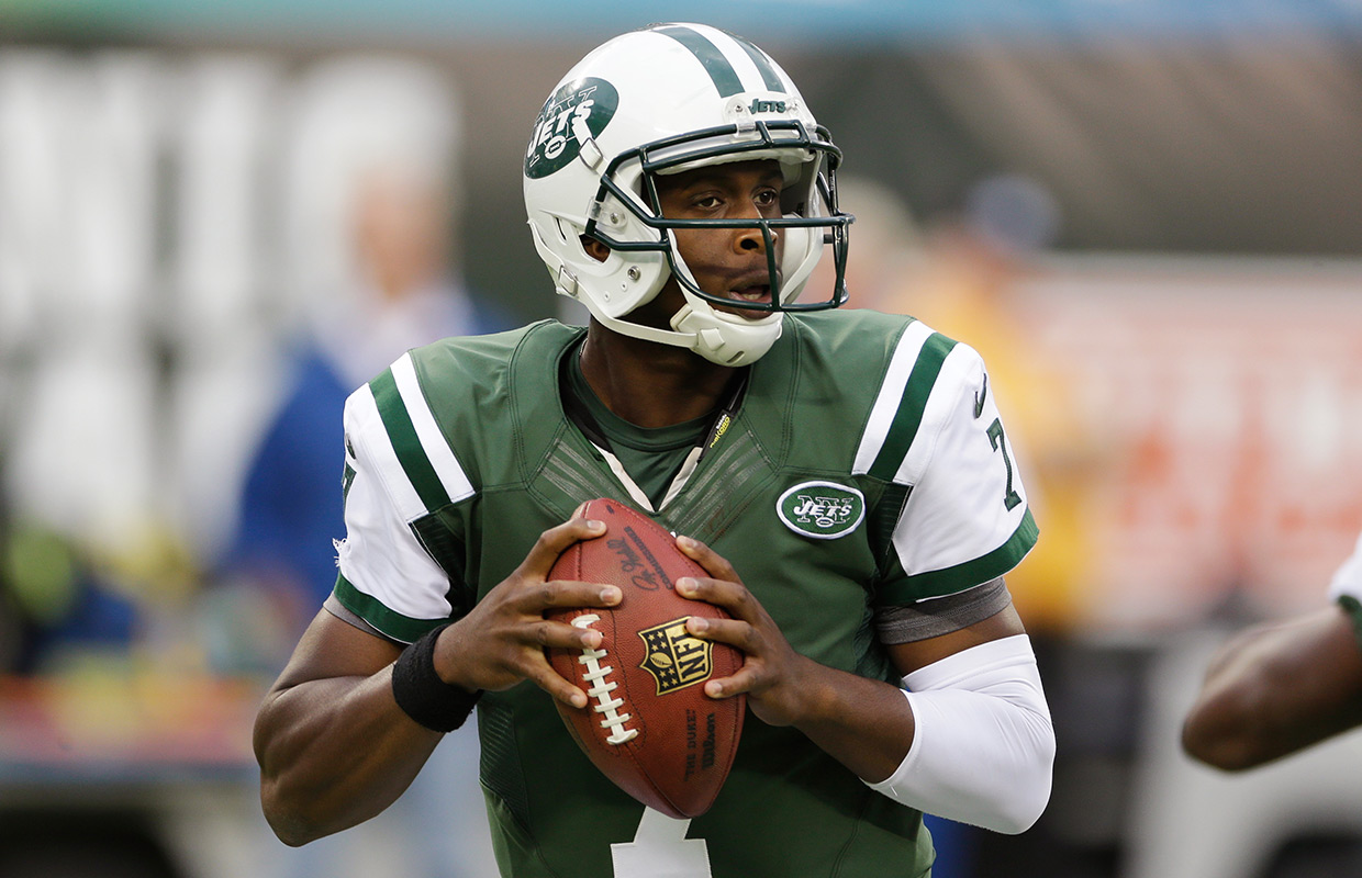 New York Jets and quarterback Geno Smith to get a new coach.