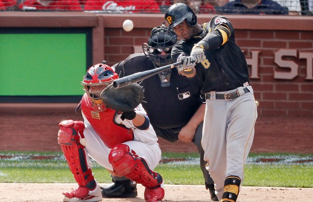 Marte, Pirates finalize $31 million, 6-year deal