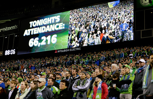 Sounders to host Tottenham in summer friendly