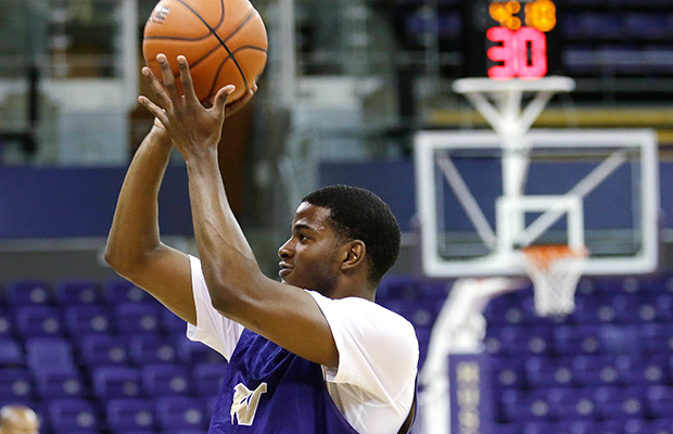 Huskies hope talent is there to get back to NCAAs