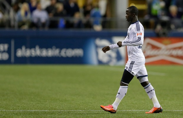 'Caps Manneh claims Player of the Week award