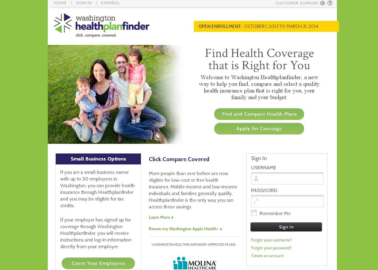 Washington uninsured rate drops to 8.65 percent