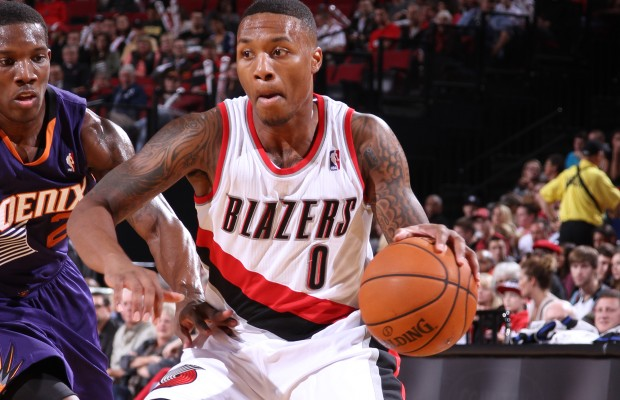 Lillard leads Portland past New Orleans